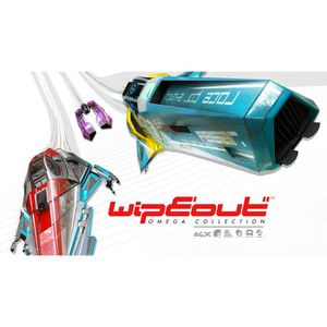 JEU PS4 Wipeout Omega Collection (PS4) Import Anglais