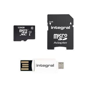 CARTE MÉMOIRE Integral Smartphone and Tablet Carte mémoire flash