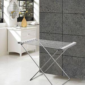 SÈCHE-SERVIETTE ÉLECT Lookshop -Sèche-serviettes électrique en aluminiu