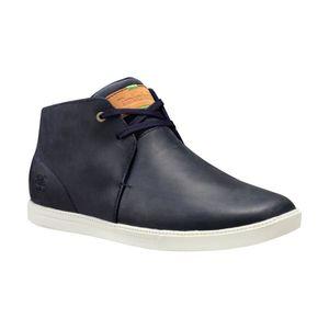 BOTTINE Fulk - Boots en cuir - noir