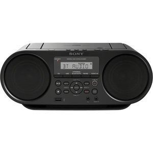 BALADEUR CD - CASSETTE SONY - Boombox bluetooth - Lecture USB - Fonction