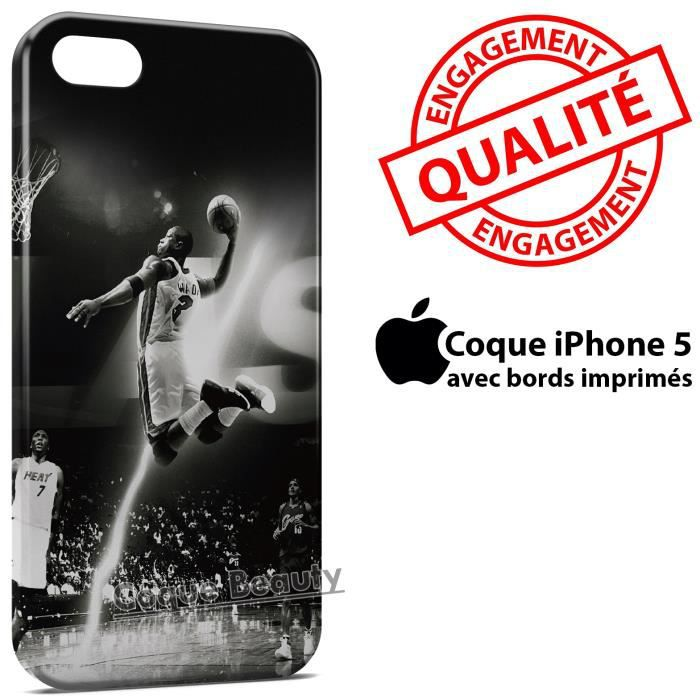 coque iphone 5 basketball