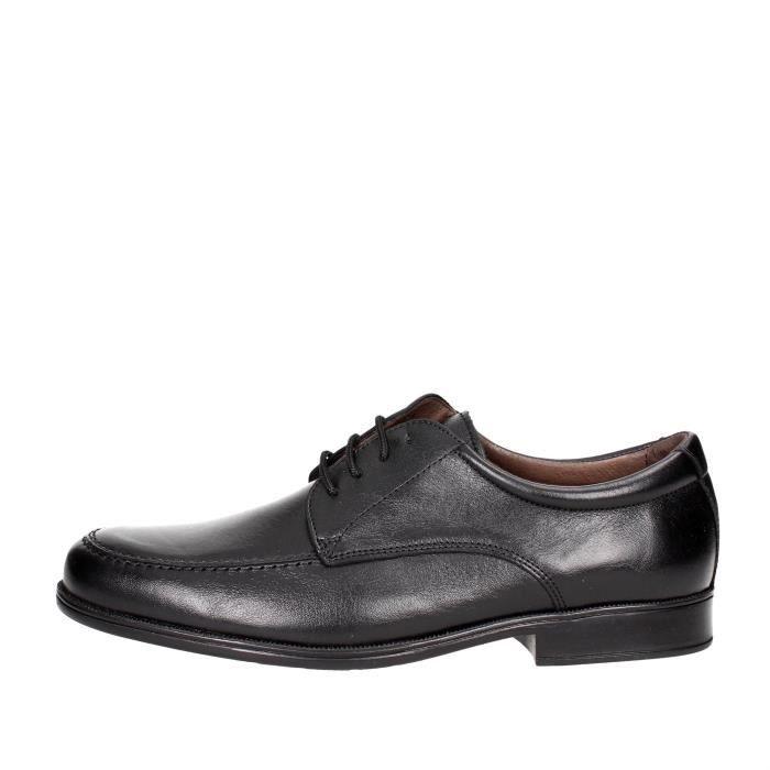 Baerchi Classiques Chaussures Homme Noir, 44