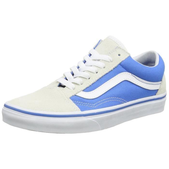 vans femme bleu 37