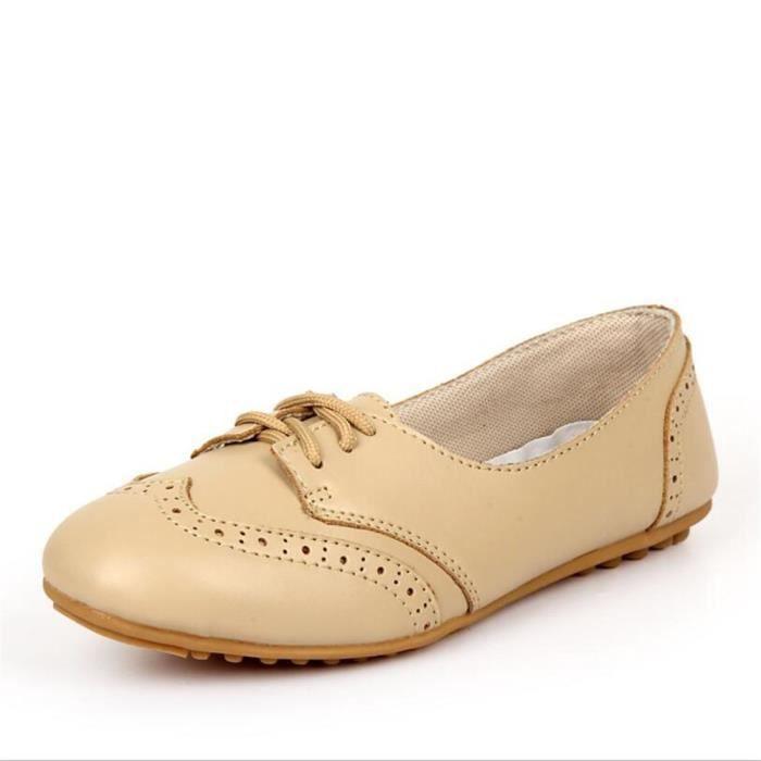 Moccasins Femmes 2017 ete Haut qualité Moccasin plates Antidérapant Chaussures De Marque De Luxe Plus Taille ylx089 C1ByIgwZF