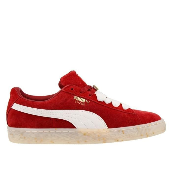 Suede Puma Achat Rouge Classic Fab Wns Chaussures Bboy m8wOvNn0