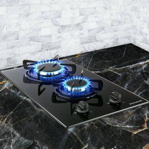 plaque de cuisson gaz 2 feux achat vente plaque de. Black Bedroom Furniture Sets. Home Design Ideas