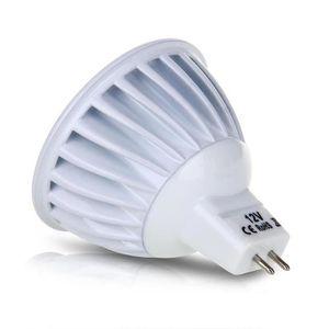 ampoule led gu5 3 4w 12v achat vente ampoule led gu5 3 4w 12v pas cher cdiscount. Black Bedroom Furniture Sets. Home Design Ideas