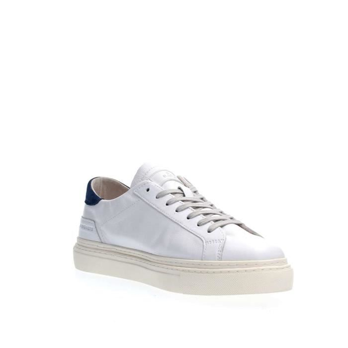 DATE SNEAKERS Homme WHITE, 45