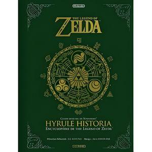 LIVRE MULTIMÉDIA The Legend of Zelda
