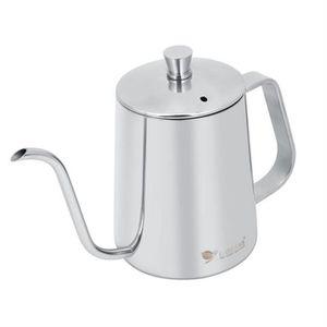 4b6db404885db BOUILLOIRE ÉLECTRIQUE Grande bouilloire de pot de café col cygne couverc