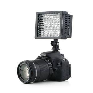 LECTEUR MULTIMÉDIA 160 LED Studio vidéo lampe pour Canon Nikon Caméra