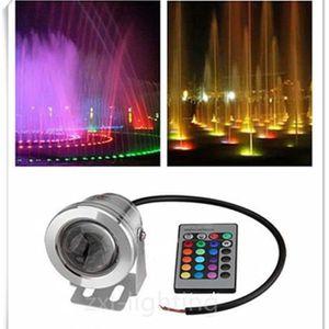 Projecteur led couleur exterieur achat vente for Lampe exterieur etanche