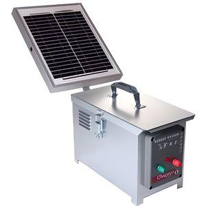 CLÔTURE ÉLECTRIQUE Electrificateur de clôture Berger 40 solaire