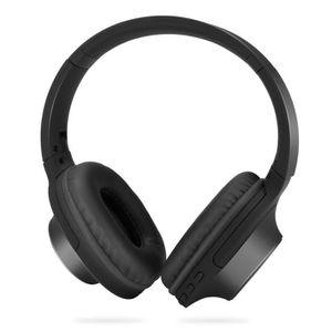 CASQUE - ÉCOUTEURS Excelvan Bluetooth Casque Ecouteur pour Tous les G