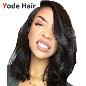 PERRUQUE - POSTICHE 9A Gade quality Perruque lace frontal wig wavy che