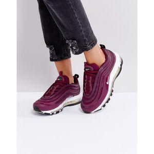 chaussure nike air max 97 bordeaux