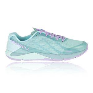 check out 310f1 7371c CHAUSSURES DE RUNNING Merrell Femmes Bare Access Flex Trail Chaussures D ...