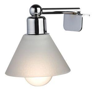 miroir avec spot salle de bain achat vente miroir avec spot salle de bain pas cher cdiscount. Black Bedroom Furniture Sets. Home Design Ideas
