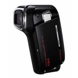 CAMÉSCOPE NUMÉRIQUE SANYO haute définition étanche caméra numérique Xa