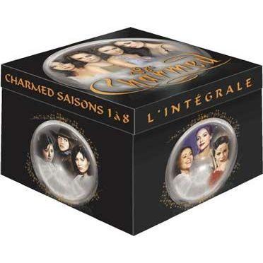 DVD SÉRIE DVD Coffret intégrale charmed , saison 1 à  8