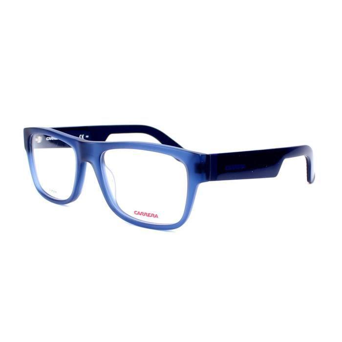 Lunettes de vue Carrera CA 4402 -KW6 Bleu mat - Bleu brillant ... 7117898188e3