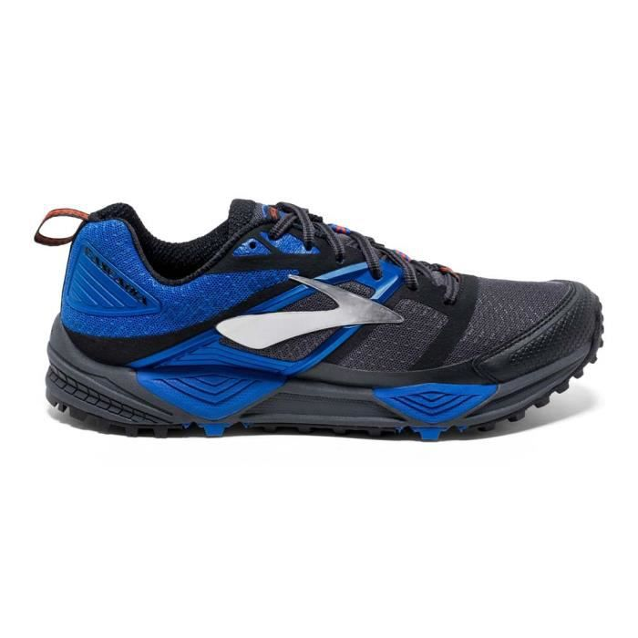 Chaussures homme Trail running Brooks Cascadia 12 Prix pas