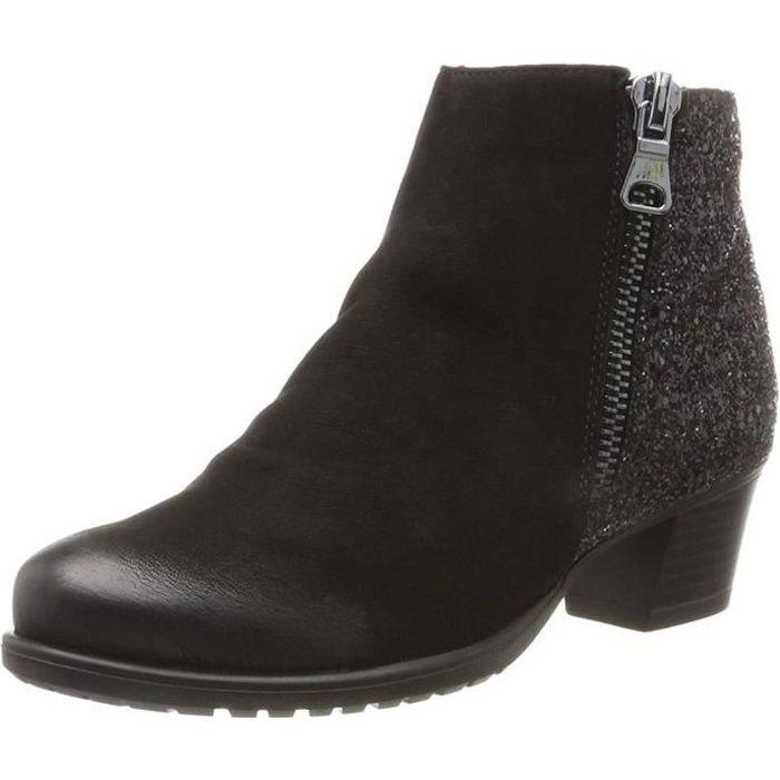 bottines / low boots d3187 femme remonte d3187