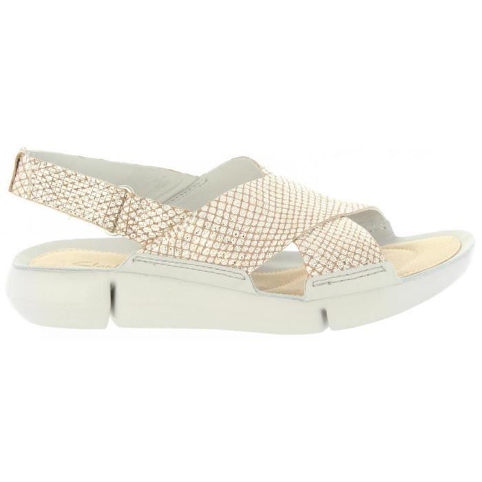 Sandales pour Femme CLARKS 26131294 TRI CHLOE METALLIC F7dgDCSsd