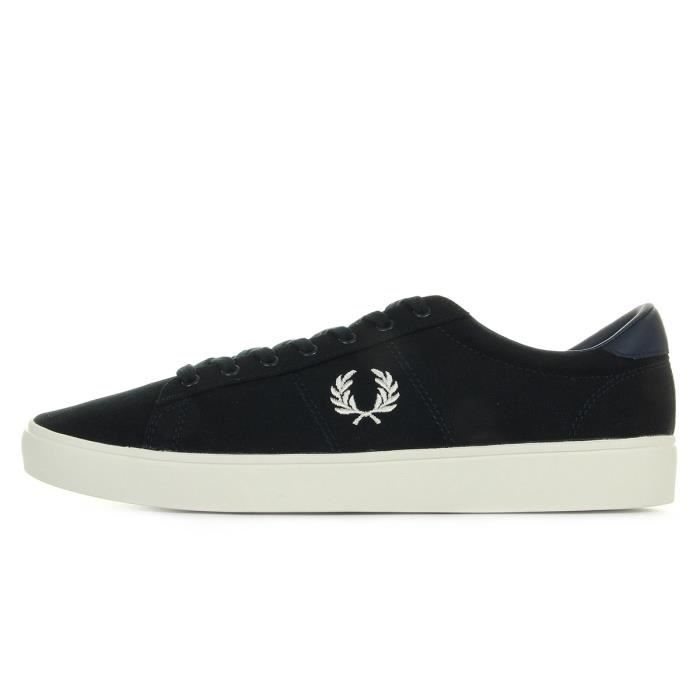 Fred Navy Spencer Canvas Baskets Perry YSqxdWR