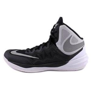 Nike Mens Premier Hype Df 2016 Chaussures de basket-ball CNSZQ Noir Noir - Achat / Vente skateshoes  - Soldes* dès le 27 juin ! Cdiscount