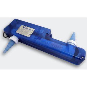 POMPE - FILTRATION  UVC 15Watt max 1300L/h Stérilisateur pour 400L 421