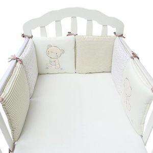 Tour de lit b b achat vente tour de lit b b pas cher cdiscount - Contour de lit bebe ...