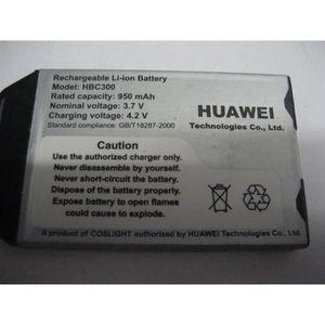 Batterie téléphone Batterie originale Huawei HBC300 Pour T30 C300 C30