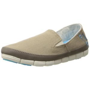 Crocs Walu sauvage graphique Mocassins GSM9H Taille-36 ftuLwMWPqb