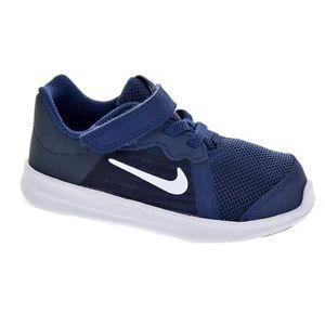 DERBY Baskets - Nike Downshifter 8  Garçon  Bleu