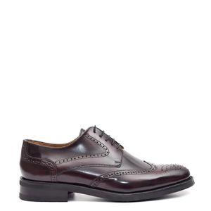 MOLIÈRE Chaussures en cuir Kalte de Bourgogne - Semelle en