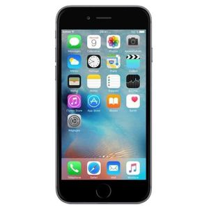 SMARTPHONE RECOND. iPhone 6 64 Go Gris Sidéral RECONDITIONNÉ A NEUF G