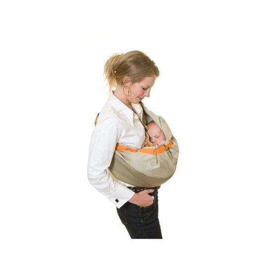 49b4a3814d7 PREMAXX - Porte bebe Baby-Bag Sahara - Achat   Vente porte bébé  8717371290467 - Cdiscount