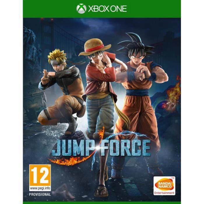 JEU XBOX ONE NOUVEAUTÉ Jump Force Jeu Xbox One