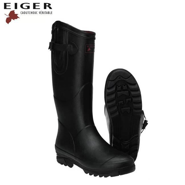 BOTTES HOMME EIGER NEO-ZONE RUBBER BOOTS TLpIXnjW