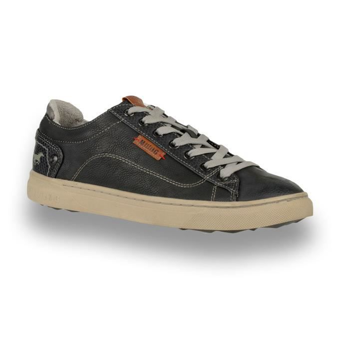sports shoes e3153 3642b Mustang chaussure chaussure chaussure homme Achat Vente pas cher 9670c0