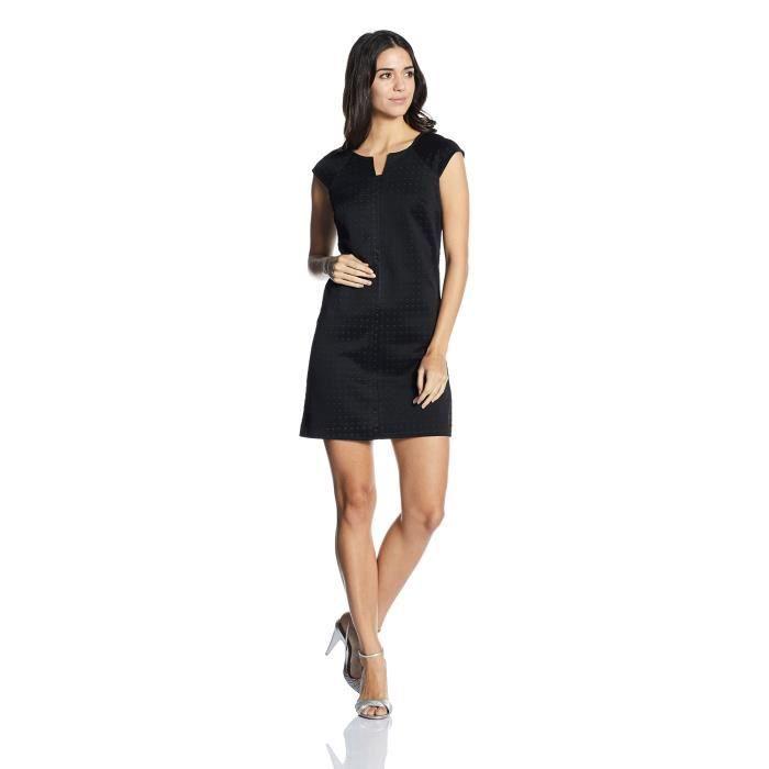 b823c23b94 Vero Moda robe une ligne de femmes HIU4D Taille-32 Noir Noir - Achat ...