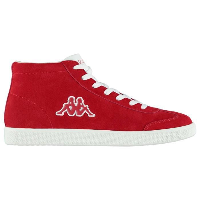 Kappa Sole Mid Homme Baskets Basses