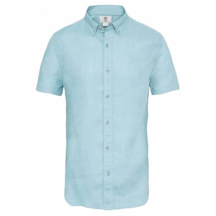 timberland chemise homme
