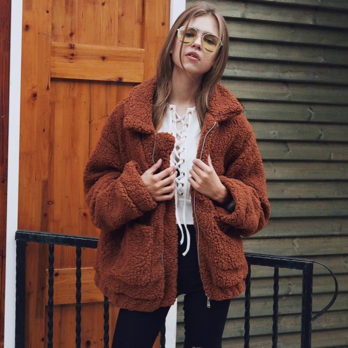 Décontracté Outwear Rwq7017 D'hiver Pour Femme Pachasky®manteau Parka dq6K7UXdwH