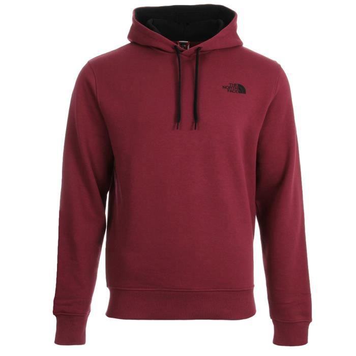 f9d7b9eedf the north face bordeaux. Sweat The North Face Seasonal Drew Peak Pullover  Hoodie ...