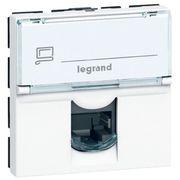 PRISE LEGRAND Prise RJ 45 informatique-téléphone 2 modul