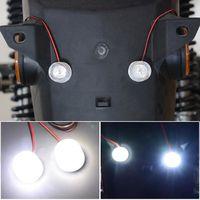 PHARES - OPTIQUES 2PC LED clignotants indicateurs clignotants Feux d