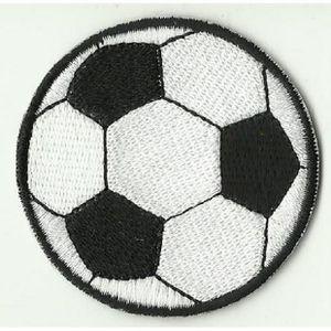 renfort patch cusson ecusson patche thermocollant ballon foot f - Ecusson De Foot